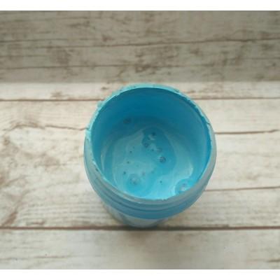 """Краска  акриловая """"Артобус"""" (""""АртИдея"""") голубая купить оптом"""
