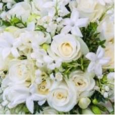 """""""Белые цветы и мускус"""", косметическая отдушка для мыла"""