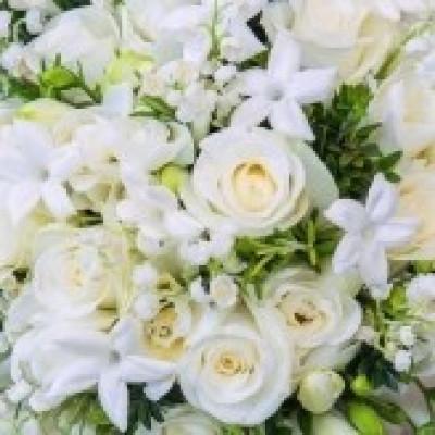"""""""Белые цветы и мускус"""", косметическая отдушка"""