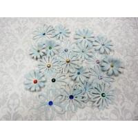 """Бумажные цветы """"АртИдея"""" Арт.4105"""