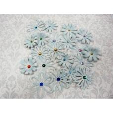"""Цветы из бумаги ручной работы для скрапбукинга """"АРТОБУС"""" Арт.4105"""