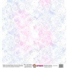 Бумага для скрапбукинга 30*30 см арт. 31752 180 г./м.кв.
