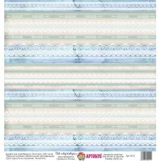 Бумага для скрапбукинга 30*30 см арт. 3212  180 г./м.кв.