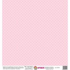 Бумага для скрапбукинга 30*30 см арт. 322450 180 г./м.кв.