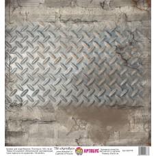 Бумага для скрапбукинга 30*30 см арт.  323778 180 г./м.кв.