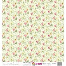 Бумага для скрапбукинга 30*30 см арт. 34562 180 г./м.кв.