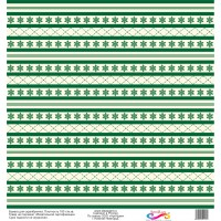 Бумага для скрапбукинга 30*30 см арт.  31264 180 г./м.кв.