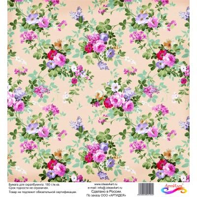Бумага для скрапбукинга 30*30 см арт. 31202