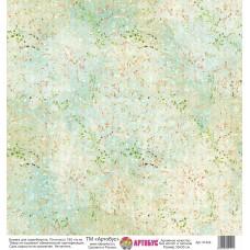 Бумага для скрапбукинга 30*30 см арт.  31424 180 г./м.кв.