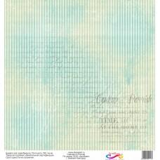 Бумага для скрапбукинга 30*30 см арт.  31431 180 г./м.кв.