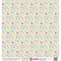 Бумага для скрапбукинга 30*30 см арт.  321286 180 г./м.кв.