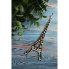 Чипборд картонный Эйфелева башня Арт.Ч0068