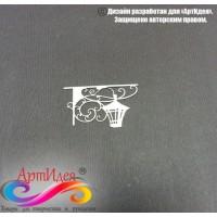 "Чипборд картонный ""Фонарь мини"" Арт. Ч0029"