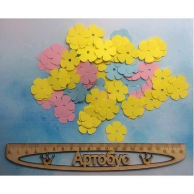 Набор для создания цветов арт.414