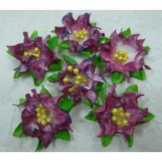 """Цветы из бумаги ручной работы для скрапбукинга """"АРТОБУС"""" Арт.4464"""