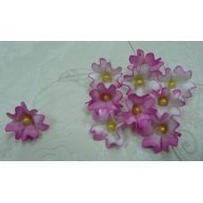 """Цветы из бумаги ручной работы для скрапбукинга """"АРТОБУС"""" Арт.4587"""