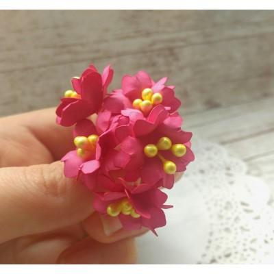 """Цветы из бумаги ручной работы для скрапбукинга """"АРТОБУС"""" Арт.4402"""