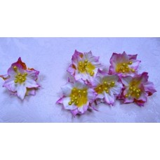 """Цветы из бумаги ручной работы для скрапбукинга """"АРТОБУС"""" Арт.4495"""