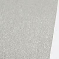 Перламутровая дизайнерская бумага Shyne Silver Gray А4