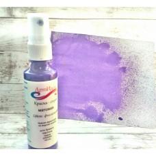 """Краска-спрей матовая цв. """"Фиолетовый"""" арт.8101"""