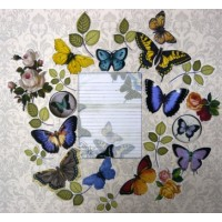 """Вырубки для скрапбукинга """"Butterfly"""" Арт.2249"""