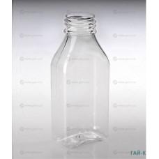 Флакон пластик 100 мл. с  крышкой