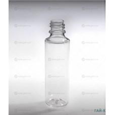 Флакон пластик 50 мл. с капельницей или крышкой